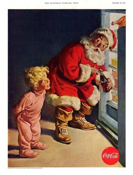 Смешные новогодние плакаты (38 работ)