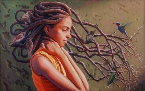 Таинственные миры Denis Nunez Rodriguez (28 работ)