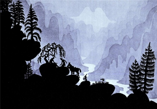 Artworks by Lotte Reiniger (40 работ)