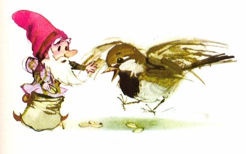 Польский иллюстратор Janusz Grabianski ( Януш Грабянски) (65 работ)