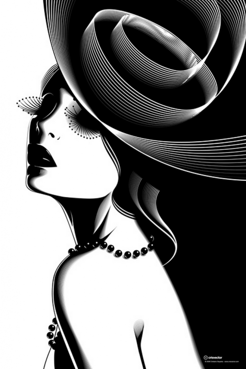 Векторные иллюстрации Криштиану Сикейра (Cristiano Siqueira) псевдоним - Crisvector (111 работ)