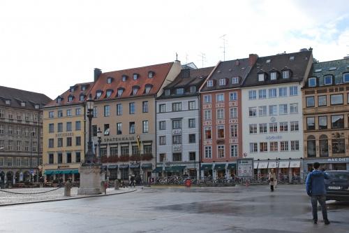 Фото экскурсия - Мюнхен (Германия) (49 фото)