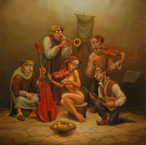 Картины Анатолия Козельского (часть 7) (91 работ)