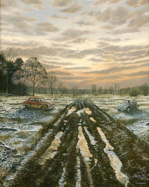 Художник Gunther Hauschildt (41 работ)