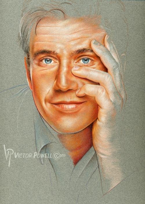 Иллюстратор Victor Powell (61 работ)