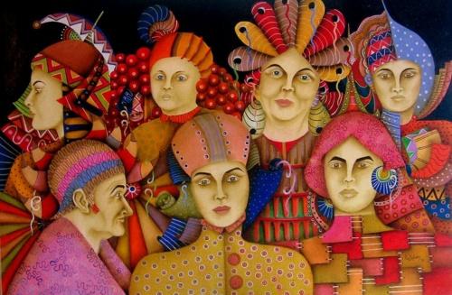 Художник Jorge Rosensvaig (27 работ)