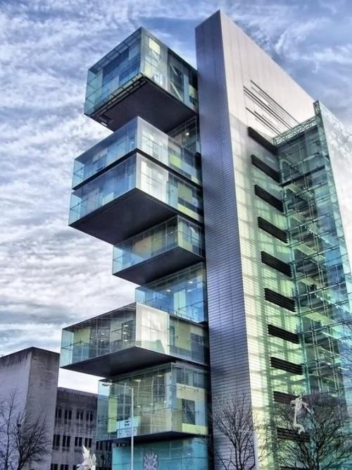 Креативные здания (22 фото)
