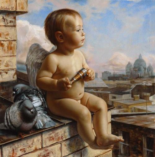Картины художника Славы Грошева (Slava Groshev) (51 работ)