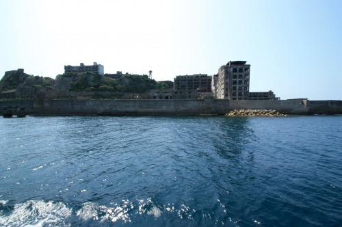 Фото экскурсия - Остров Хасима (Хашима) / Hashima Island - Город Призрак (91 фото) (1 часть)