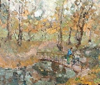 Крымские пейзажи Лишаевой Олеси Юрьевны (63 работ)