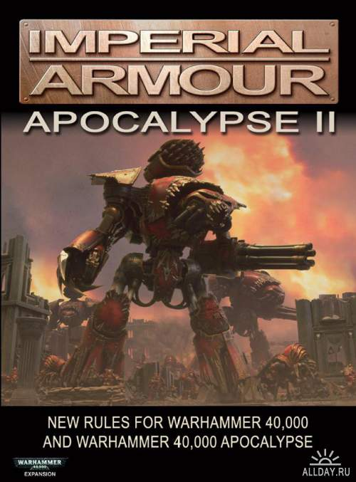 Imperial Armour Apocalypse II (1 фото)